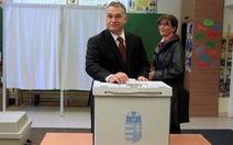 98,3% dân Hungary bỏ phiếu bác hạn ngạch tị nạn của EU