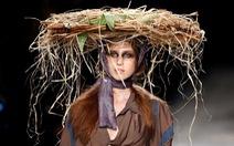 Tuần lễ thời trang Paris:Em ơi mùa thu đến rồi đó