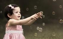 Xem ảnh trẻ thơ đẹp như cổ tích