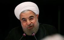 Tổng thống Iran đến Hà Nội chiều nay