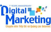 Khóa học Digital Marketing -Chuyên viên tiếp thị quảng cáo internet -VietnamMarcom