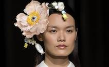 Lê Thanh Thảo trình diễn tại Tuần lễ thời trang Paris