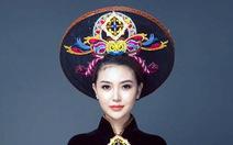 Ngắm Ngọc Duyên trong quốc phục dự thi Miss Global Beauty Queen