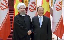 Việt Nam, Iran mong muốn hiệp định thương mại tự do