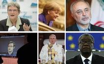 Ai sẽ lấy Nobel Hòa bình 2016?
