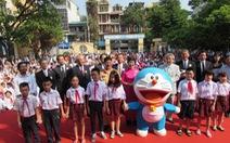 Cùng Doraemon tham gia giao thông an toàn