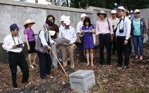 Lăng mộ vua Quang Trung sau hơn 200 năm giờ ở đâu?