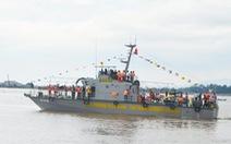 Biên phòng Phú Yên có tàu tuần tra hiện đại