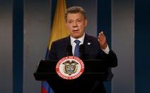 Giải Nobel Hòa bình 2016 về tay tổng thống Colombia