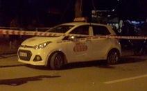 Bắt nghi phạm đâm tài xế taxi trọng thương