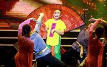 Clip liveshow hề chèo Xuân Hinh: Tiếng cười giúp đời vui