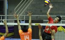 Tuyển bóng chuyền nam VN vượt qua Myanmar ở vòng loại giải thế giới