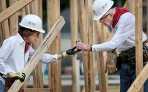4.000 nhà cho người nghèo của vợ chồng cựu tổng thống Mỹ