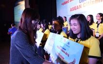 """Lưu Quỳnh Như đoạt giải nhất """"Công dân trẻ ASEAN -Bạn là ai?"""""""
