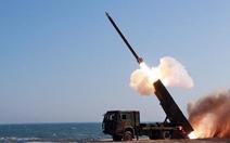 Thêm bằng chứng Triều Tiên sắp thử hạt nhân hoặc bắn tên lửa