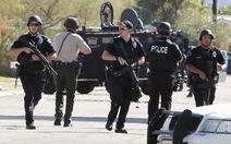 Mỹ: Nổ súng vào cảnh sát, ít nhất hai người thiệt mạng