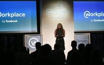Facebook chào hàng dịch vụ mạng nội bộ cho doanh nghiệp