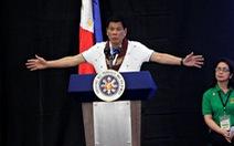 Tổng thống Duterte lại chửi cả lãnh đạo tôn giáo