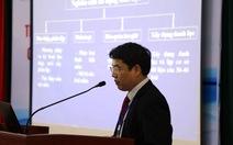 Tân giáo sư trẻ nhất Trần Đình Thắng là sản phẩm 'made in VN'