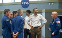 Tổng thống Obama: Mỹ sẽ tiên phong đặt chân lên sao Hỏa