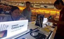 'Khai tử' Galaxy Note 7, khách hàng được hoàn tiền 100%