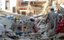 Italy chi gần 5 tỷ euro tái thiết các vùng bị động đất tàn phá