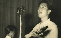 Nghệ sĩ Tư Chơi và con trai Huỳnh Hiếu: bằng chứng tình yêu