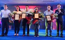 Báo Tuổi Trẻ đoạt giải nhất viết về doanh nhân