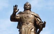 Thăm dò lăng mộ vua Quang Trung: phát hiện các lớp đá
