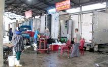 Quảng Bình khẩn trương xử lý 4.000 tấn hải sản tồn đọng