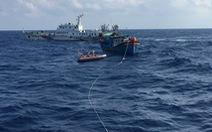 Trung Quốc đe dọa tự do hàng hải ở Biển Đông