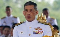Thái tử Thái Lan chưa muốn lên ngôi