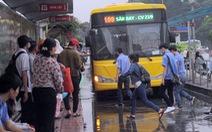Tạo sức cạnh tranh cho xe buýt