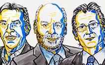 """Giải Nobel Hóa Học 2016: Những """"dòng nhạc"""" phân tử bổng trầm"""