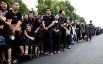 Quốc vương Bhumibol Adulyadej sẽ được hỏa táng