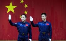 Ngày mai, Trung Quốc đưa hai phi hành gia vào không gian