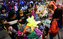 Thời trang Việt thất thế trên sân nhà