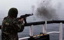 Biên phòng Nga nổ súng vào tàu cá Triều Tiên