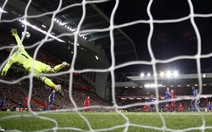 De Gea chói sáng, M.U cầm chân Liverpool tại Anfield