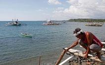 """Trung Quốc có thể """"cho"""" ngư dân Philippines vào bãi cạn Scarborough"""