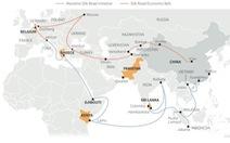 Trung Quốc quyết liệt với Con đường tơ lụa trên biển