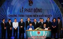 Việt Á Bank đồng hành cũng thanh niên khởi nghiệp