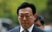 Đại gia Lotte sẽ bị cáo buộc vào ngày mai