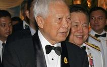 Quan nhiếp chính 96 tuổi của Thái Lan