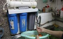 20 năm sống trong chung cư không có nước sạch