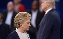 Hillary - Trump: Tăng tốc trước phiên tranh luận cuối cùng