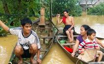 Hà Tĩnh thiệt hại gần 1.000 tỉ do mưa lũ
