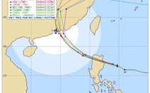 Siêu bão Haima vào Trung Quốc rồi trở ra biển Nhật Bản