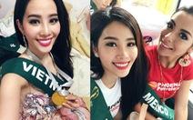 Nam Em đoạt huy chương bạc tài năng tại Miss Earth 2016