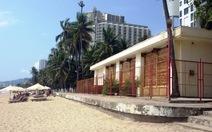 Dewan xin trả nhà trên bãi biển Nha Trang